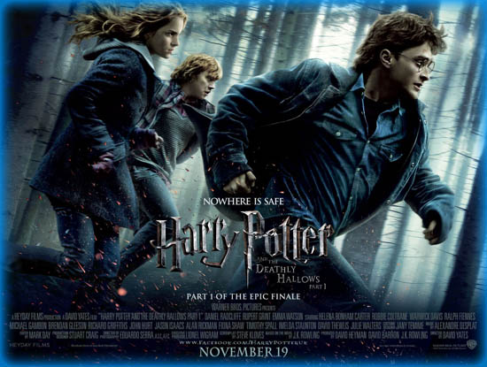 harry potter deathly hallows movie review