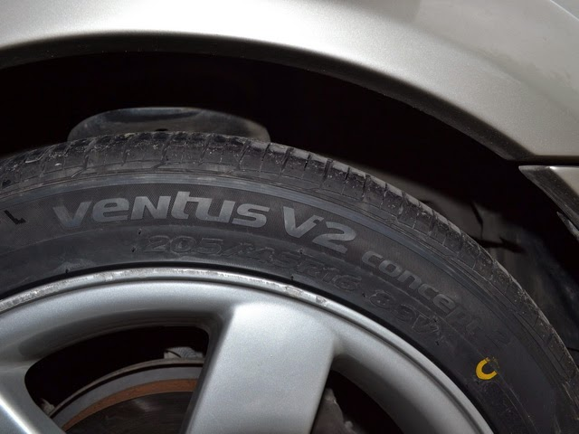 hankook ventus v2 h457 review