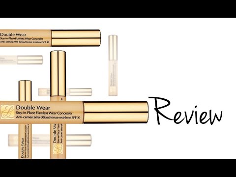 estee lauder double wear stay in place concealer review