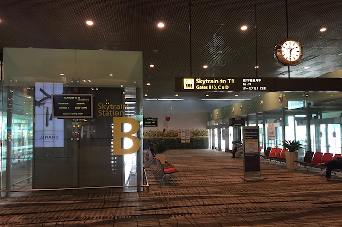 changi airport transit hotel terminal 2 review