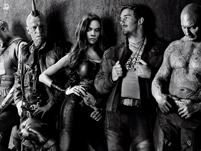 guardians of the galaxy 2 review rotten tomatoes