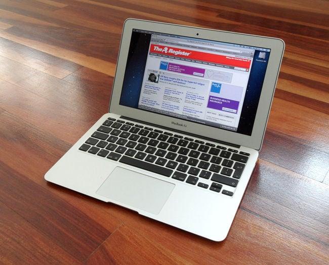 apple mac air 11 inch review