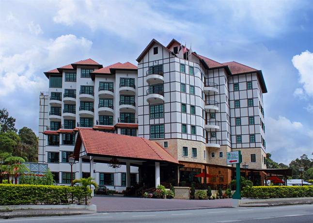 hotel de la ferns cameron highlands review