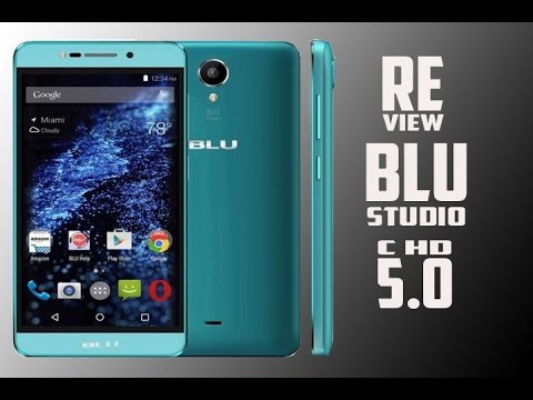 blu studio c hd review