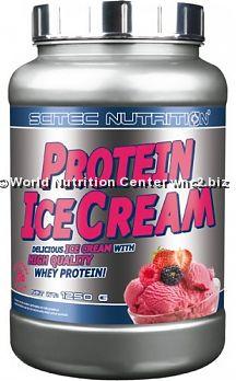 scitec protein ice cream review
