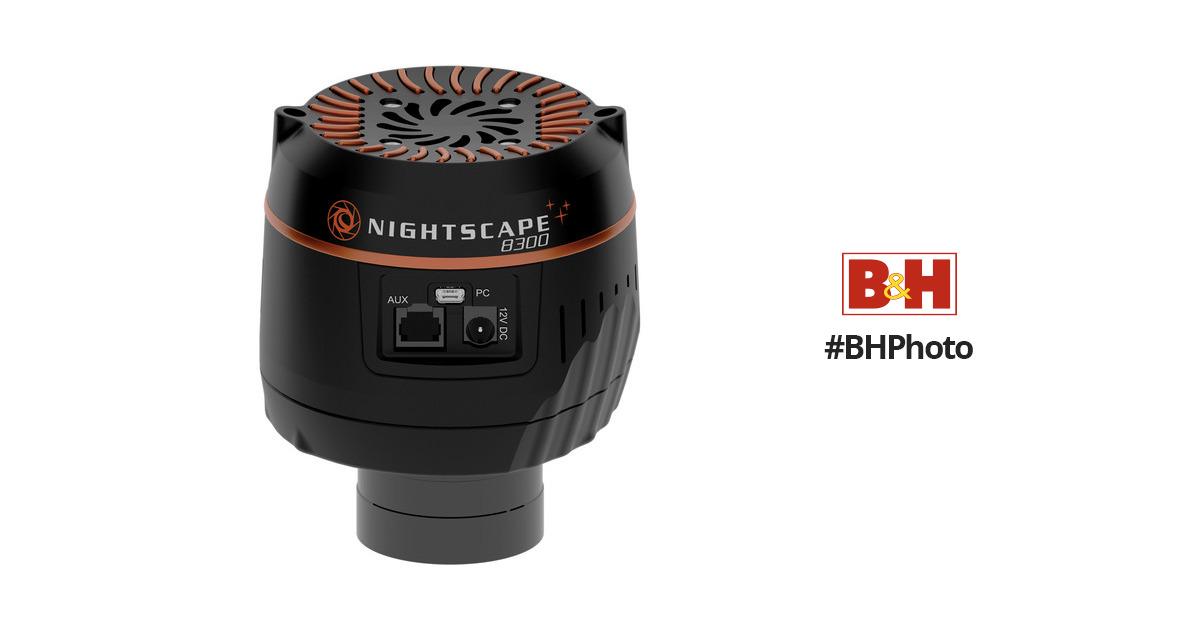 celestron nightscape 8300 ccd camera review