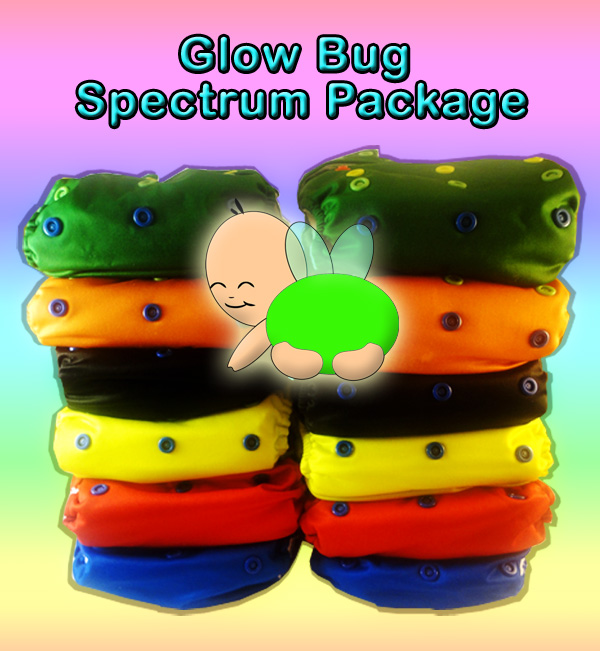 glow bug cloth diapers review