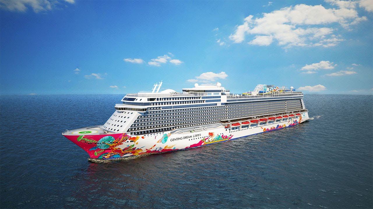 genting dream cruise singapore review