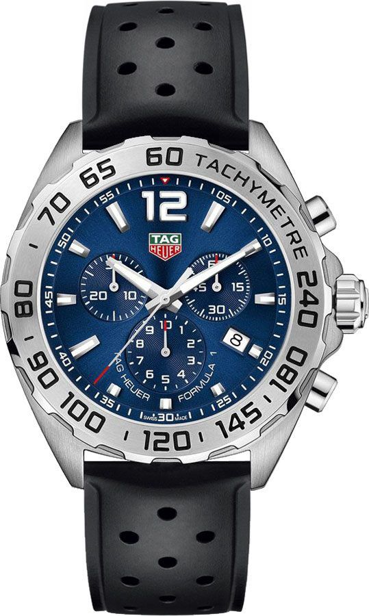 tag heuer formula 1 quartz chronograph review