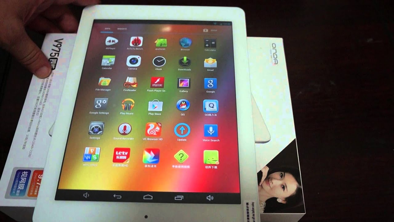 android quad core tablet review