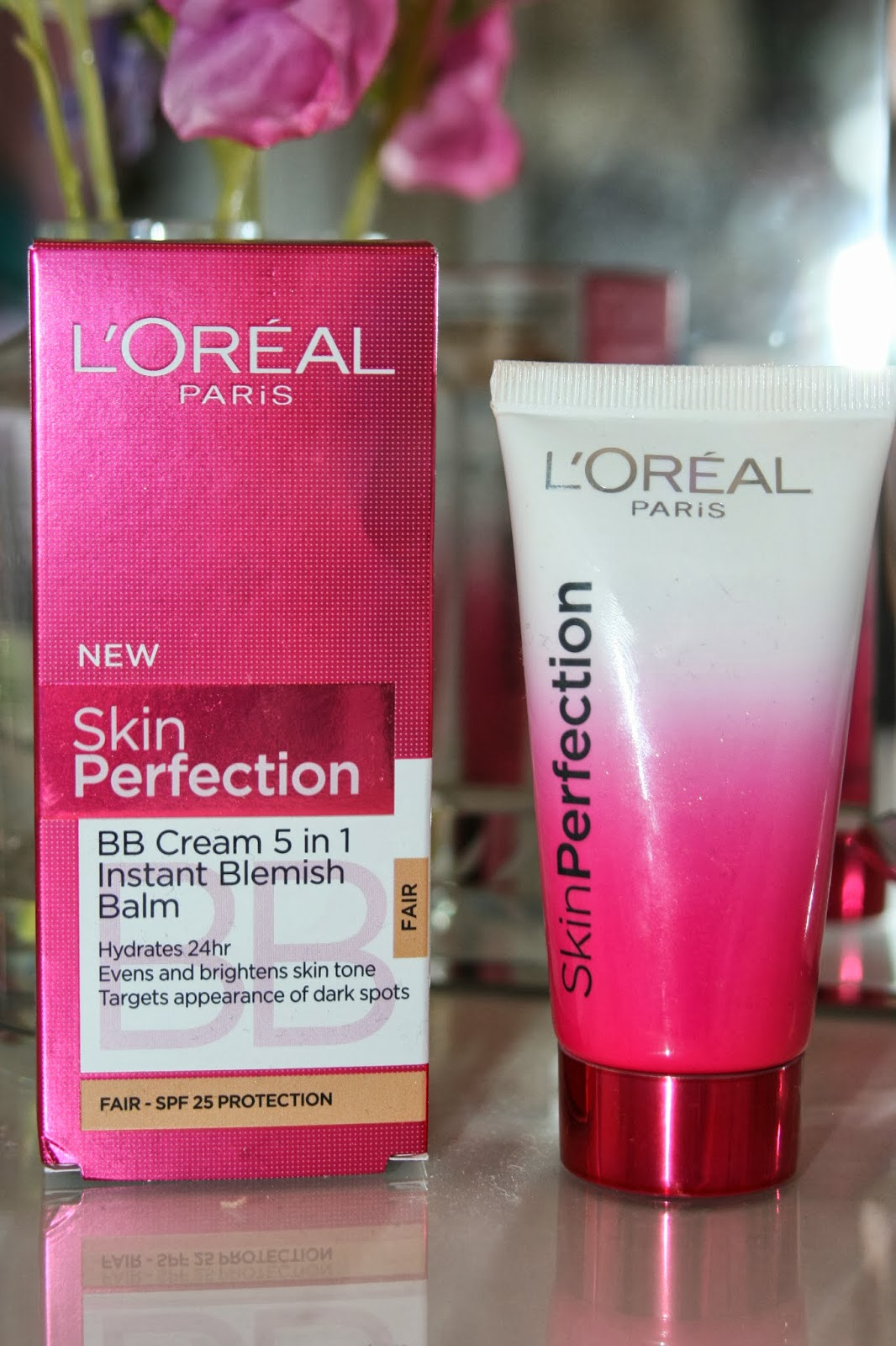 l oreal skin perfection bb cream review