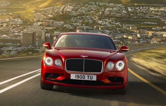 bentley flying spur v8 review