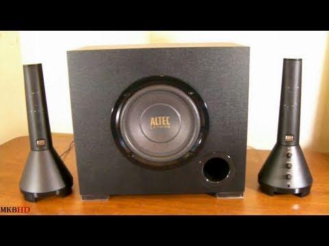 altec lansing octane 7 review