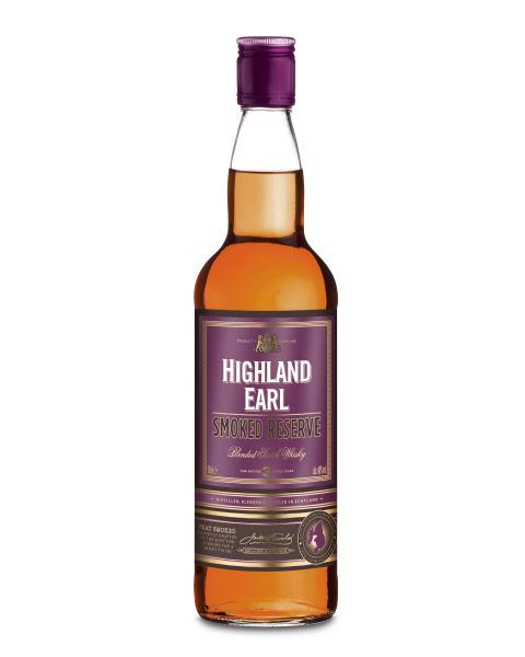 aldi highland black whisky review