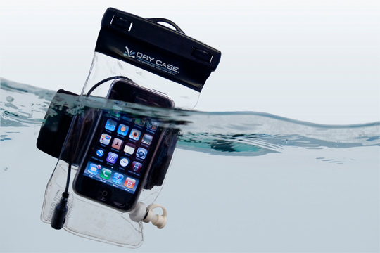 drycase waterproof phone case review