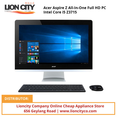 acer aspire z all in one review