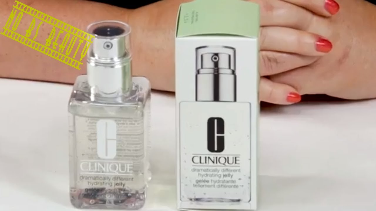 clinique dramatically different moisturizing gel review makeupalley