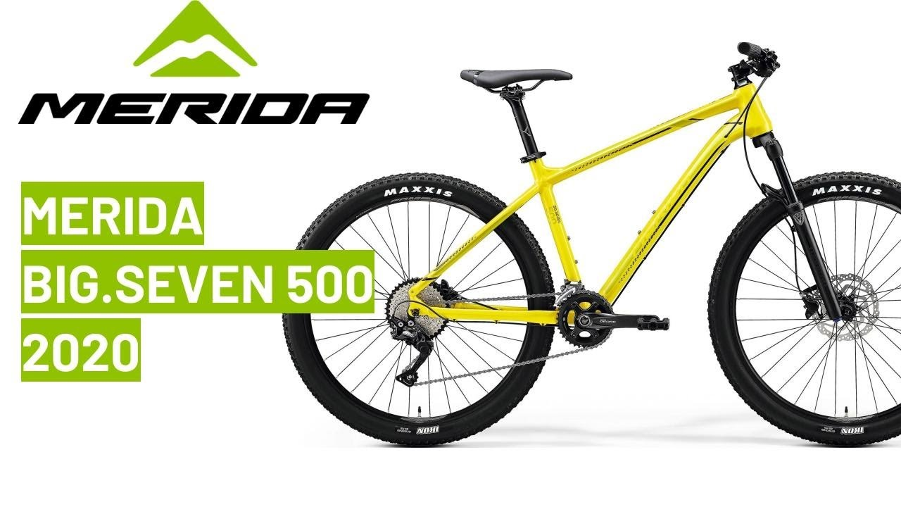 merida big 7 500 review