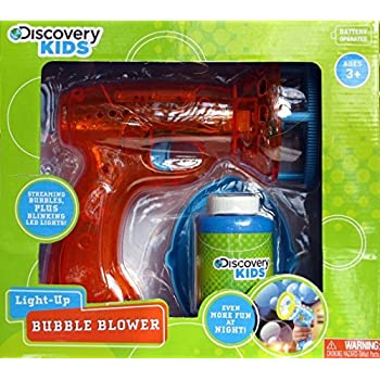 discovery glowing bubble light reviews