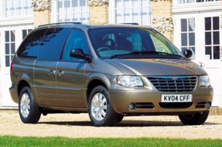chrysler grand voyager 2008 review