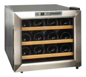 mistral 12 bottle wine cooler review