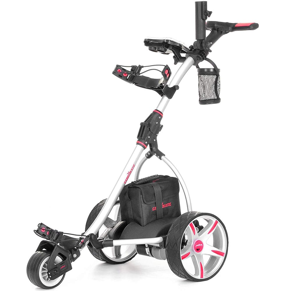 best golf trolley battery reviews