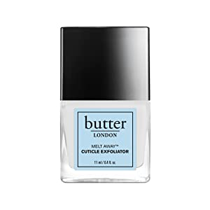 butter london melt away cuticle exfoliator review