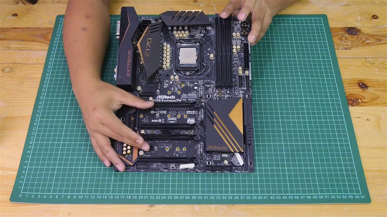 asrock z170 extreme 7 review