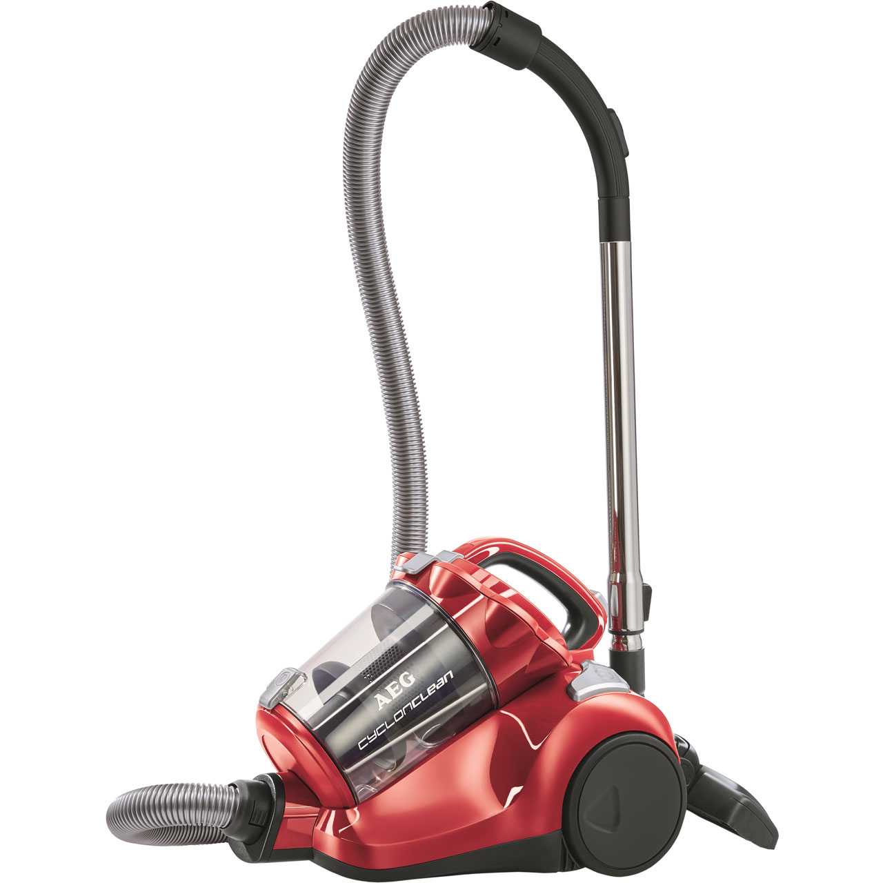 aeg bagless cylinder vacuum cleaner review
