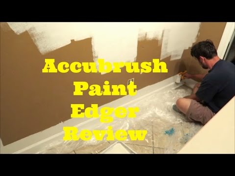 accubrush edge painting tool reviews