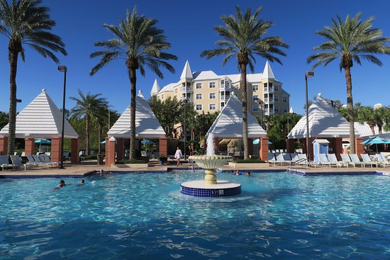 hilton grand vacations at seaworld reviews