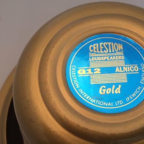 celestion alnico gold 12 review
