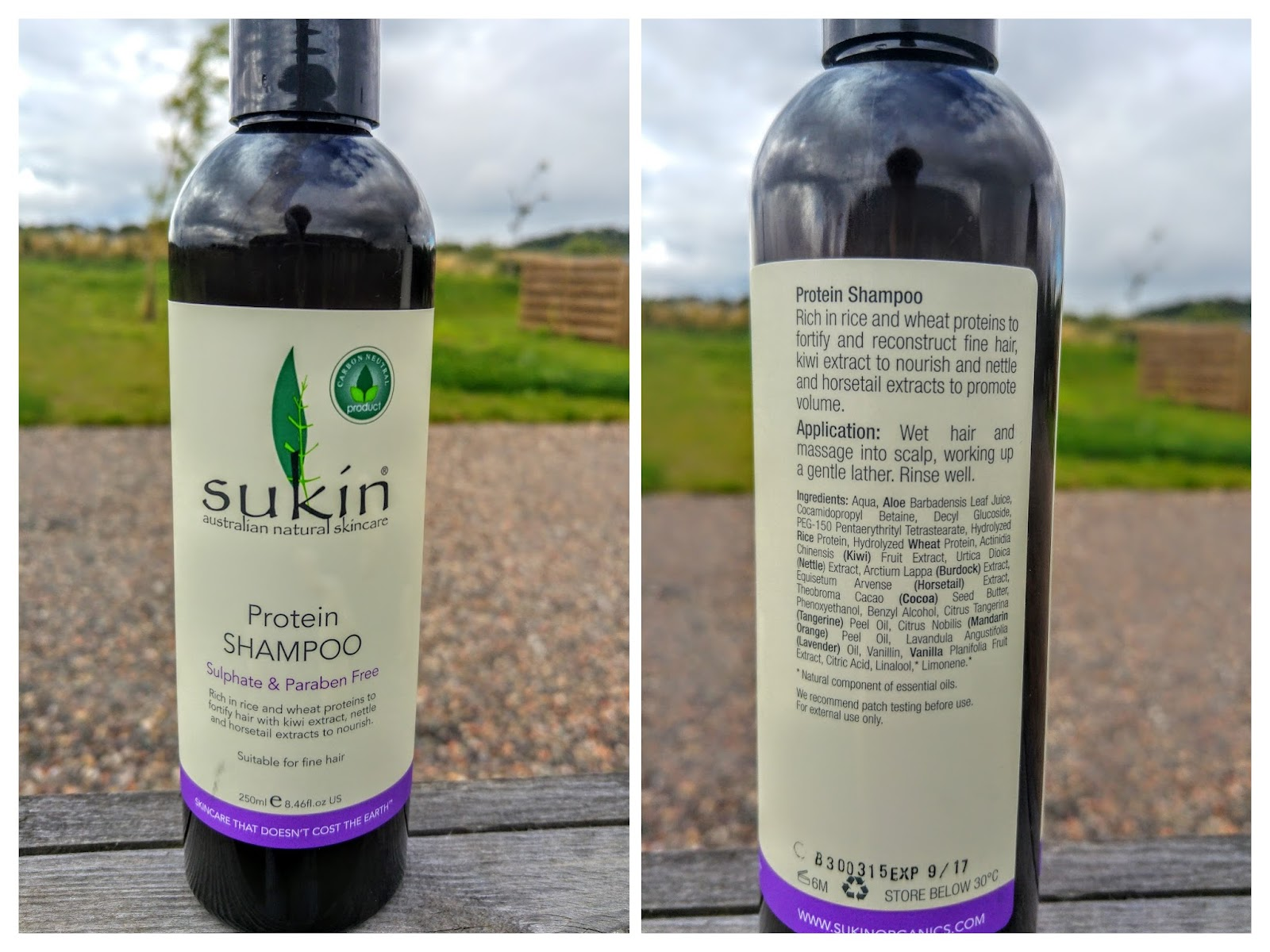 sukin shampoo and conditioner reviews