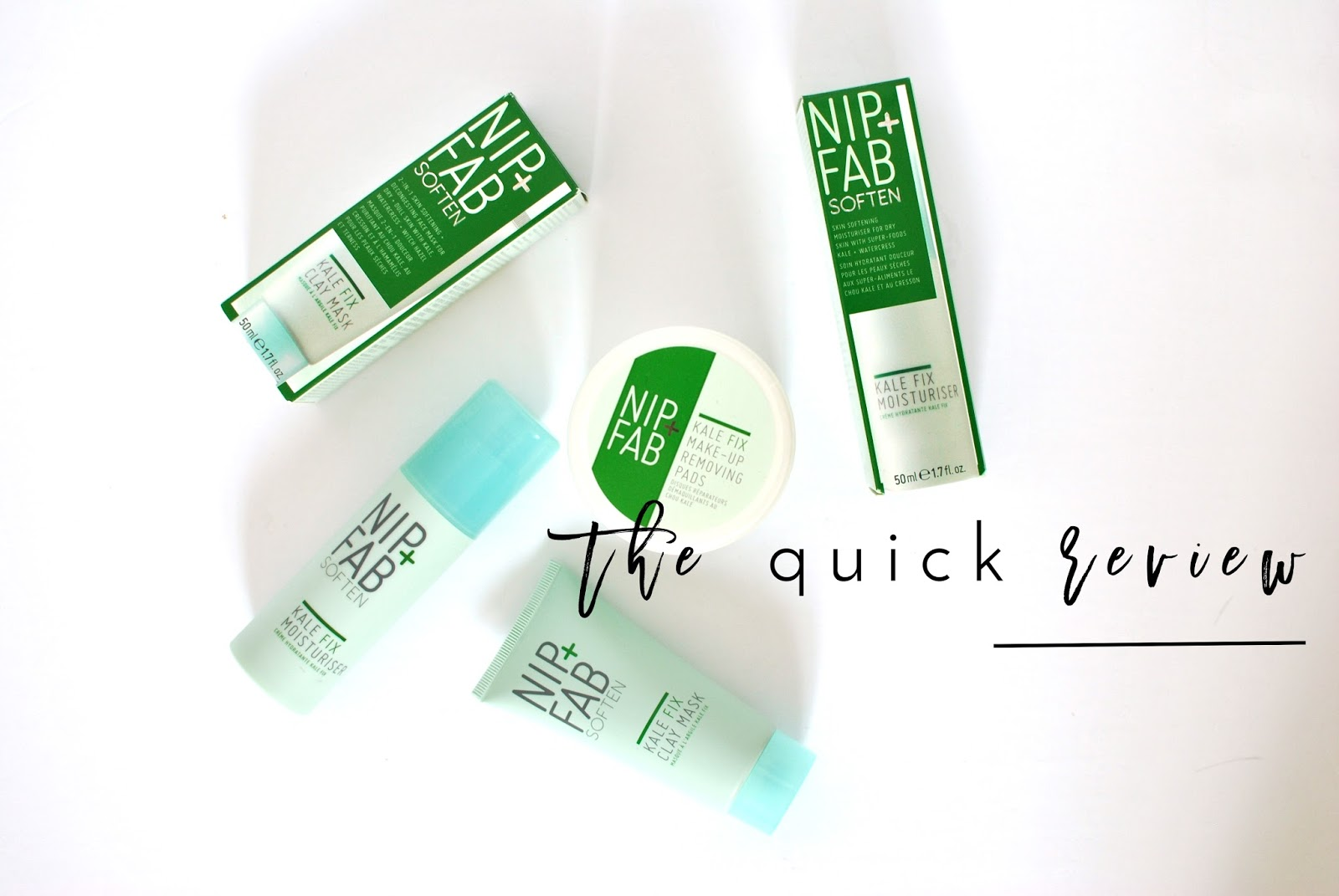 nip fab kale fix moisturizer review