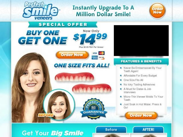 perfect smile veneers customer reviews