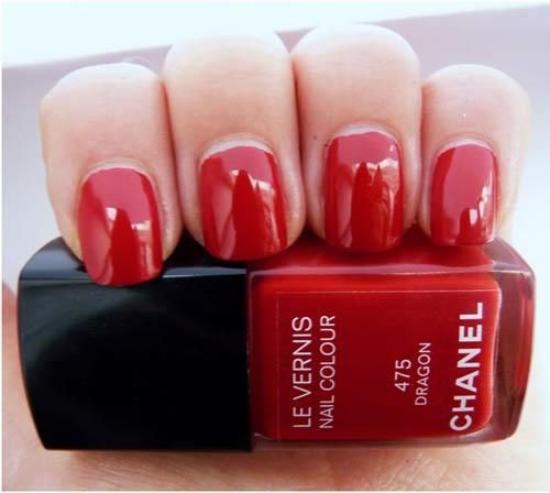 chanel dragon nail polish review