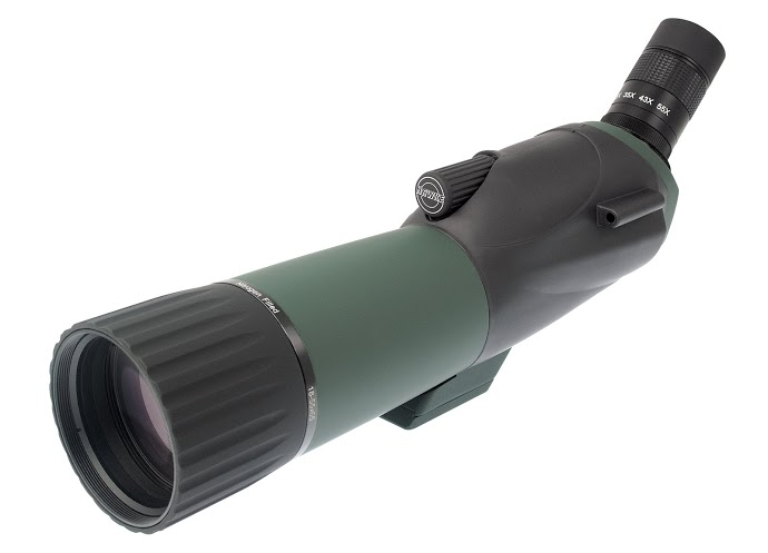 hawke nature trek spotting scope review