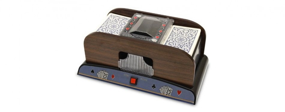 best automatic card shuffler reviews