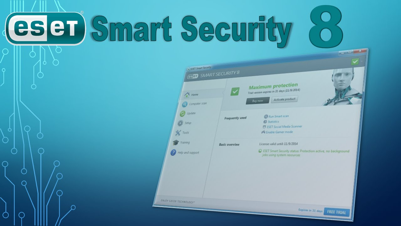 eset smart security review cnet