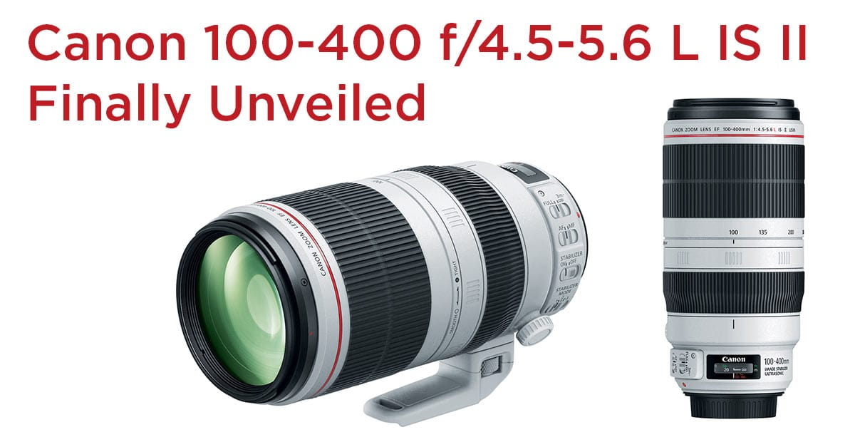 canon 100 400 l review