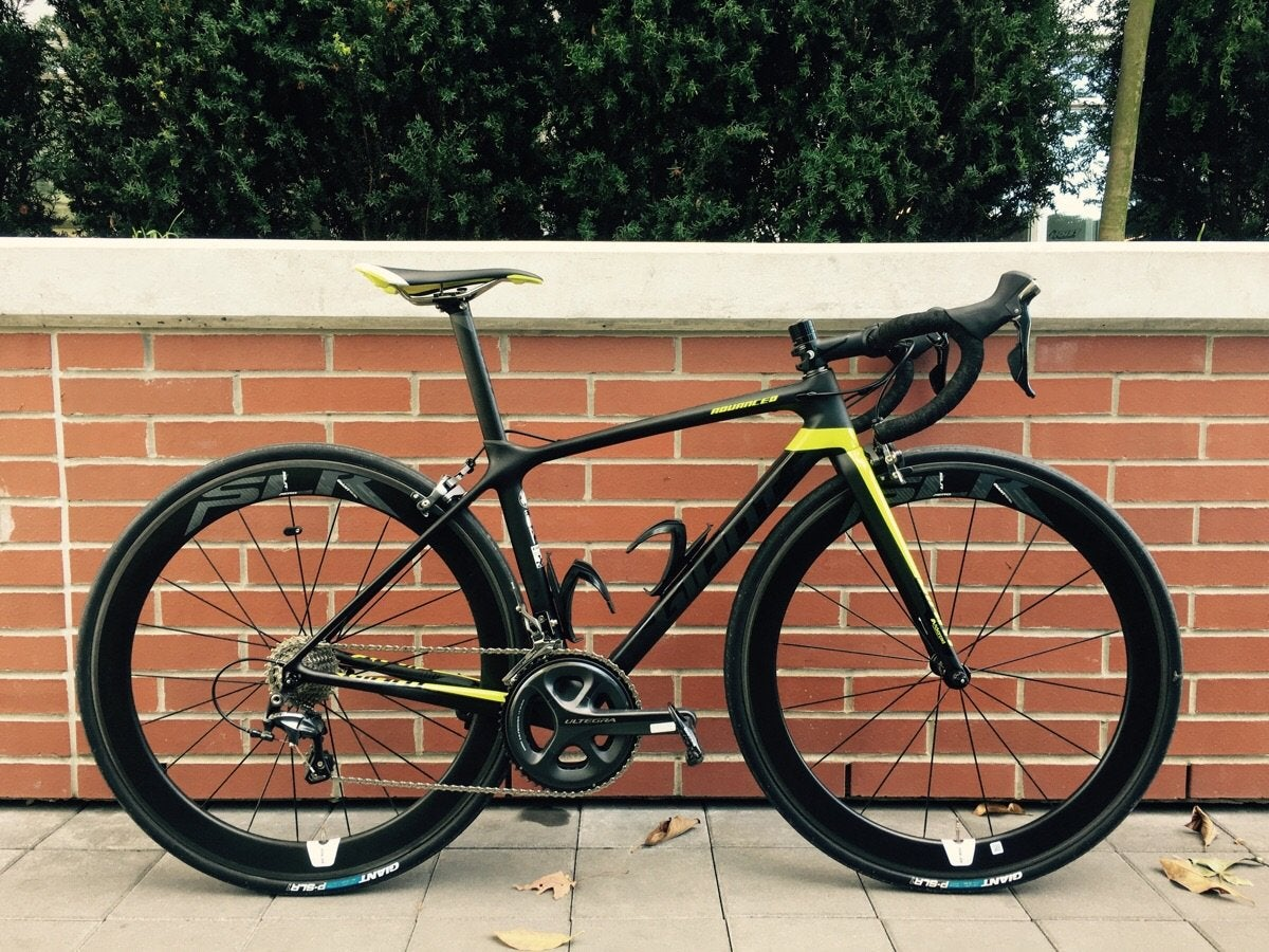 2017 giant tcr advanced pro 1 review