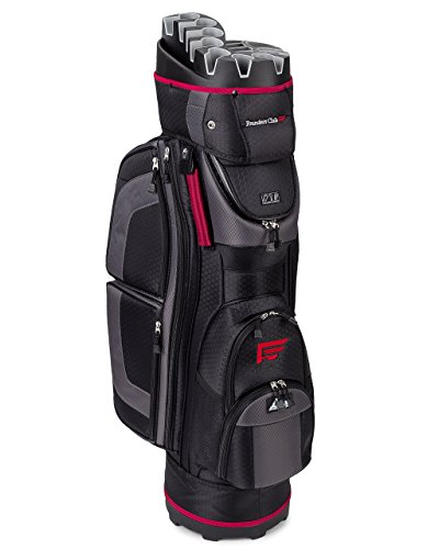 founders club premium cart bag review
