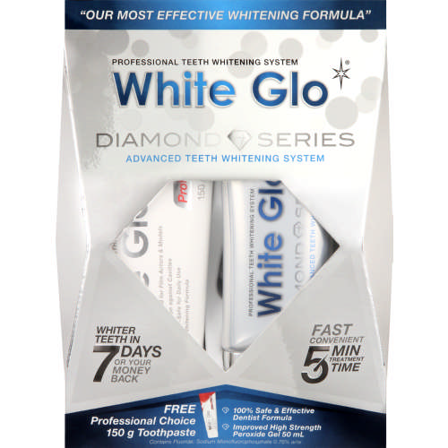 diamond white teeth whitening reviews