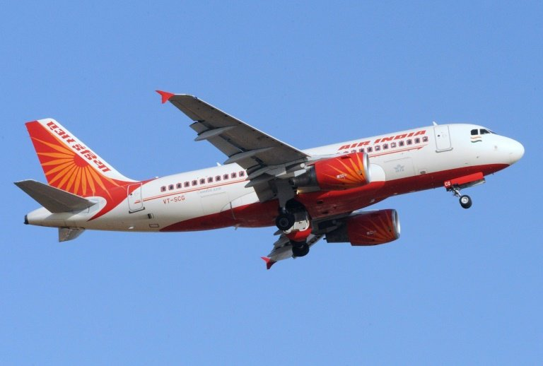 air india flight to usa review