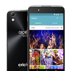 alcatel idol 4 cricket review