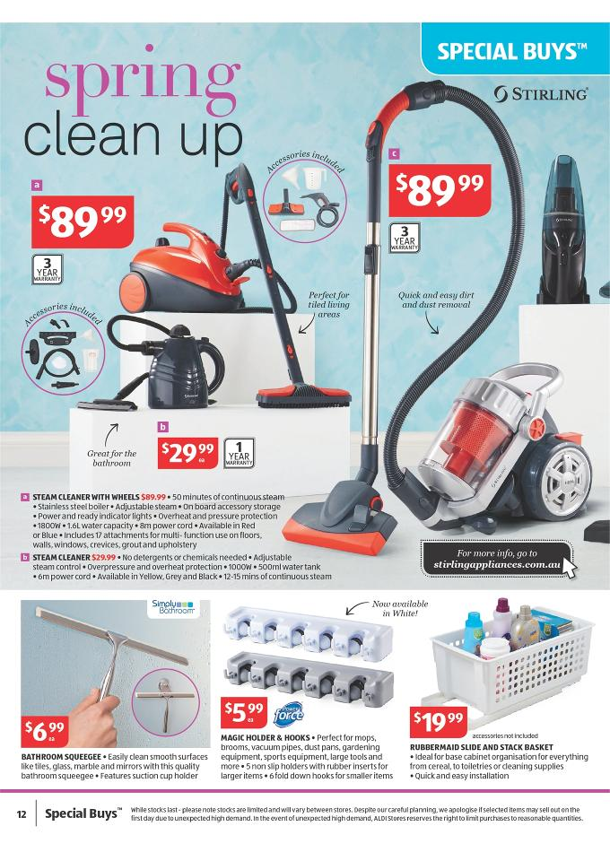 aldi carpet cleaner 2017 review
