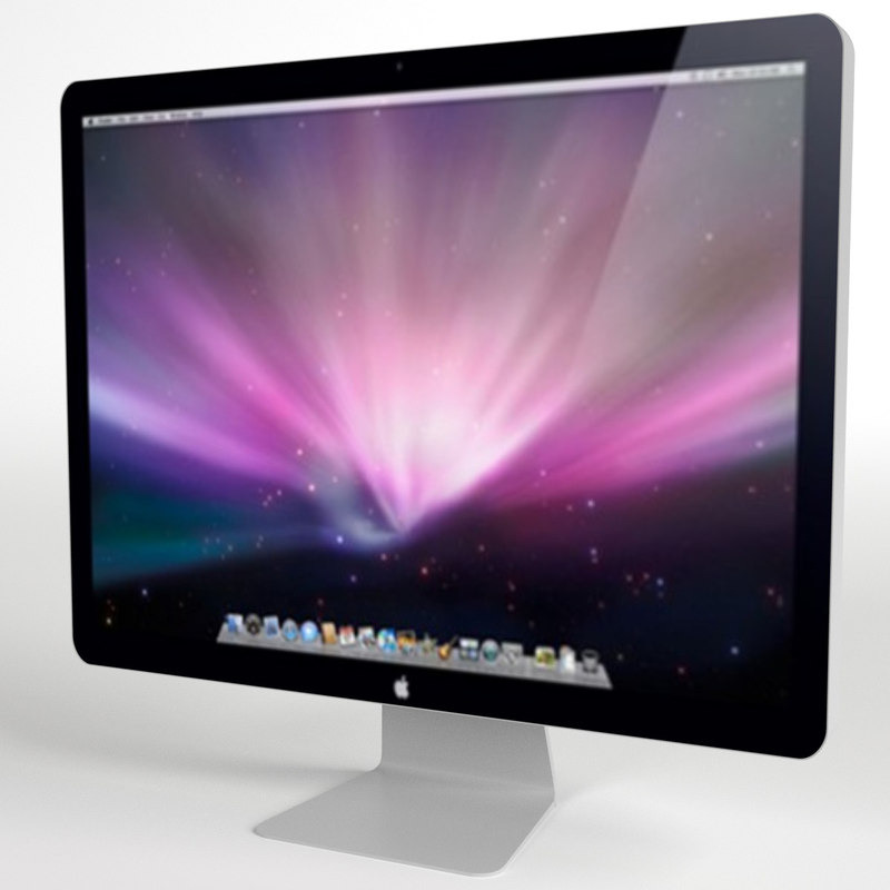 apple 24 inch cinema display review