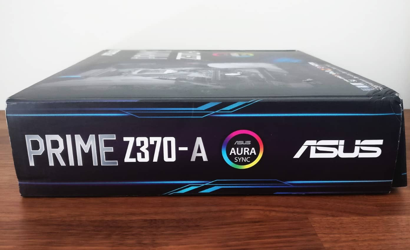 asus prime z370 a motherboard review