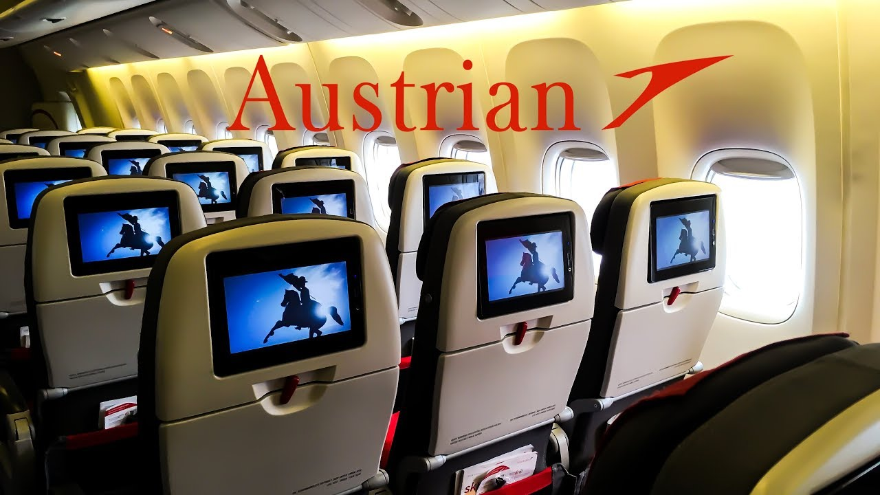 austrian airlines 777 200 review