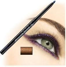 avon glimmersticks eyeliner blackest black review